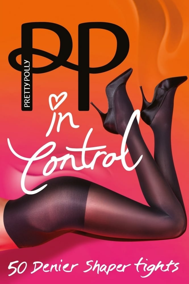 Pretty Polly In Control 50 Denier Shaper Tights
