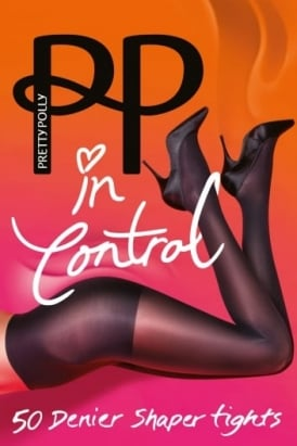 In Control 50 Denier Shaper Tights