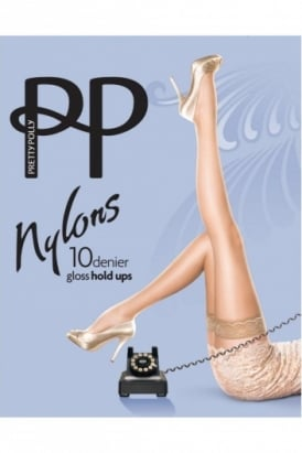 Nylons 10 Denier Gloss Hold Ups