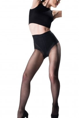 825f5db618a Patterned Brief Firm Shaper Tights AVT1. Pretty Polly ...