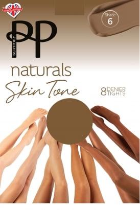 c3a83a7a220 Pretty Naturals Skin Tone 8 Denier Tights AVH5