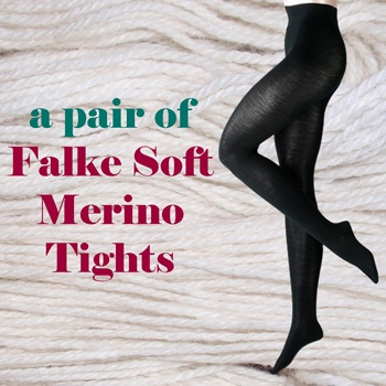 Win a pair of Falke Soft Merino Tights