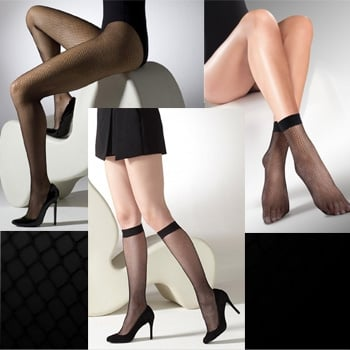 Win A Selection Of Fishnets