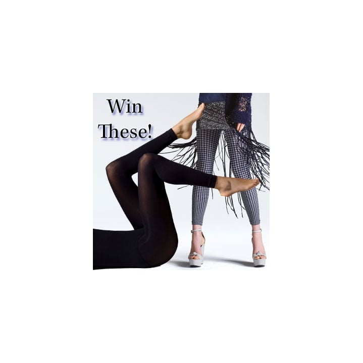 Win Two Pairs of Footless Tights!