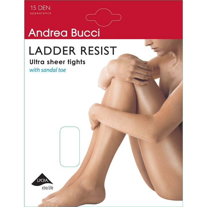 Win 3 Pairs of Andrea Bucci Ladder Resist Ultra Sheer Tights!