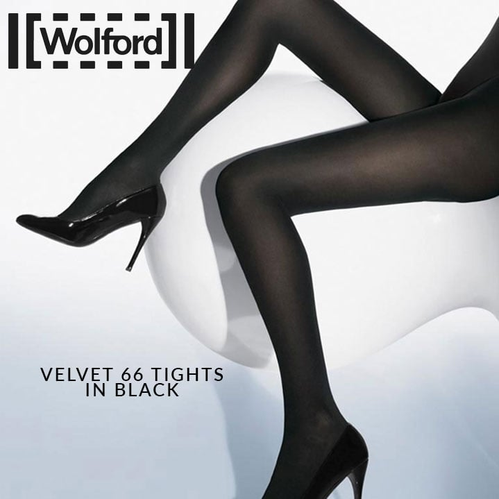 Win A Pair Of Wolford Velvet 66 Tights!