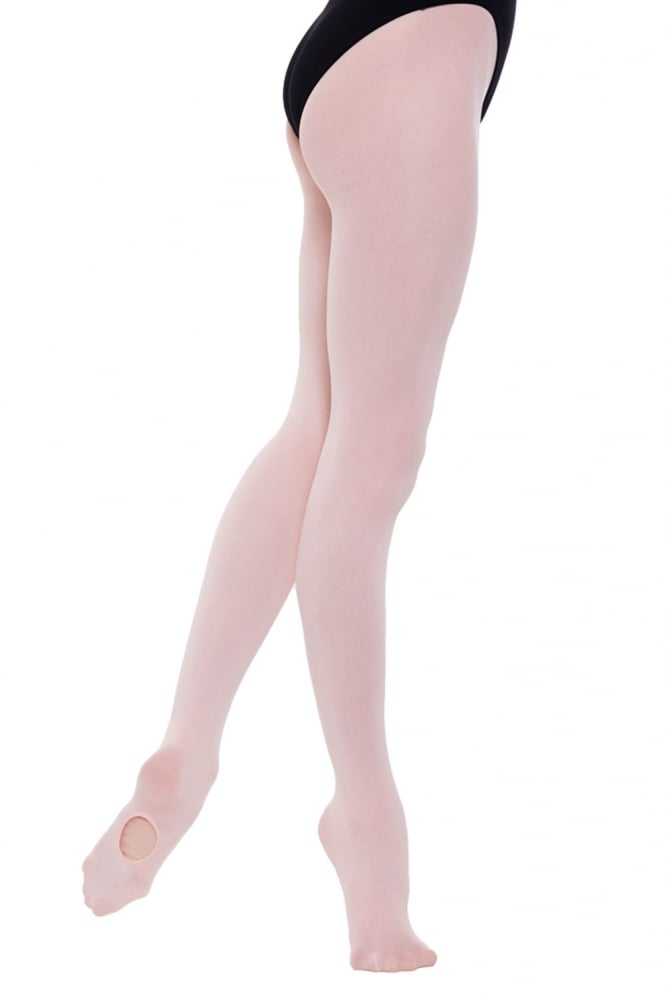 Silky Ballet Convertible Tights - Girls Sizes
