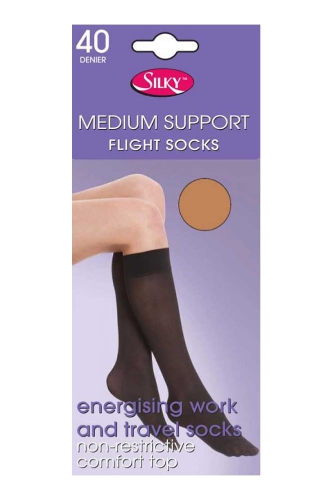 Silky Flight Socks