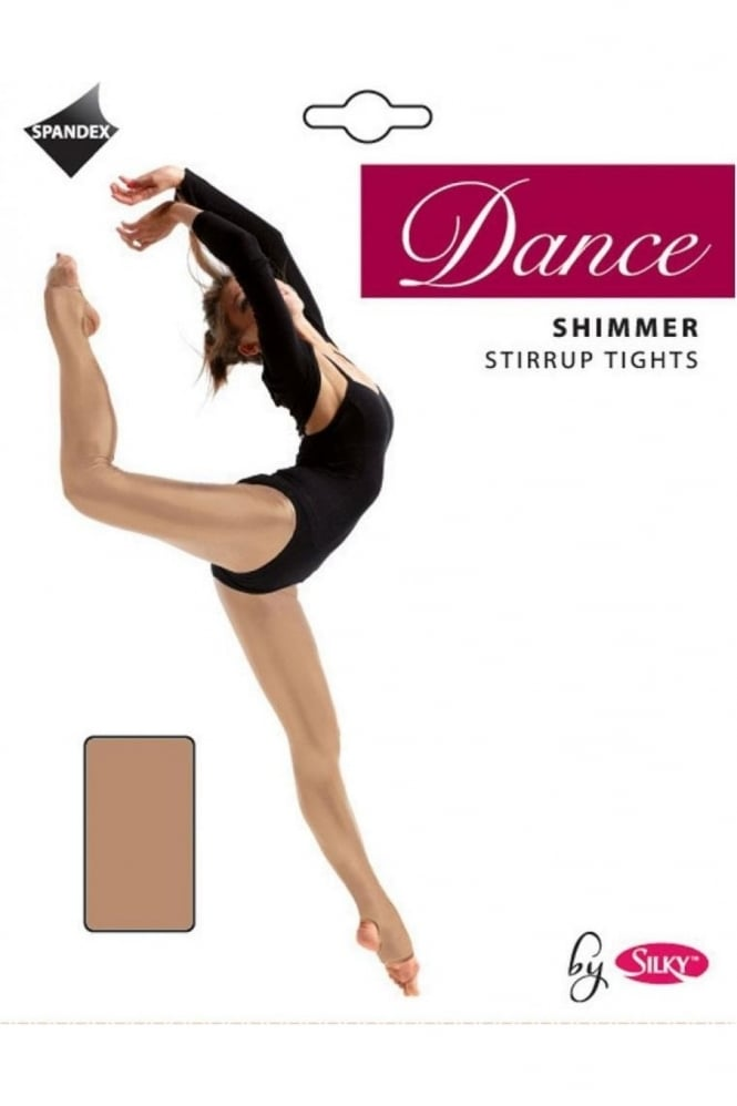 Silky Stirrup Dance Tights - Adult Sizes