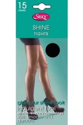 Super Shine 15 Denier Tights Extra Large Size