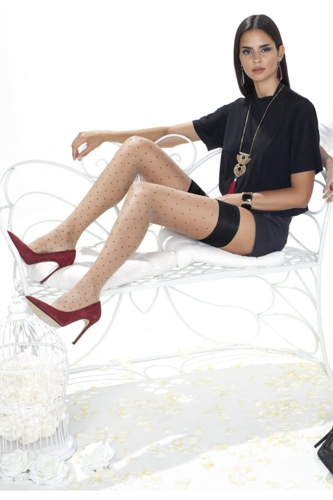 Trasparenze Caipirinha Fashion Hold Ups