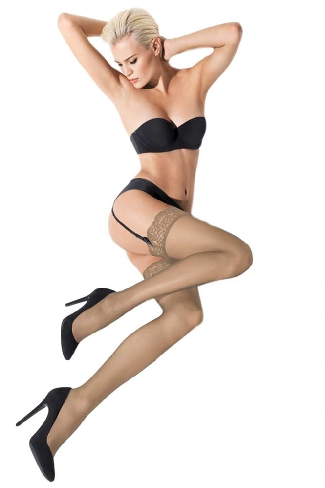 Wolford Affaire 10 Stockings