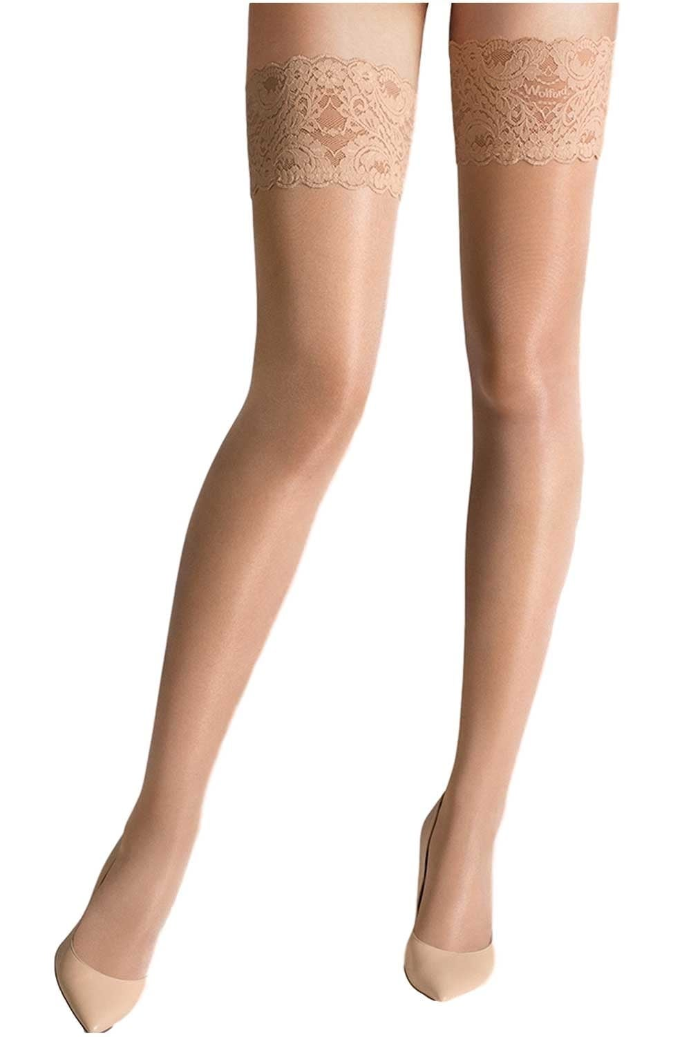 f026c683aa42d Wolford Satin Touch 20 Stay Up