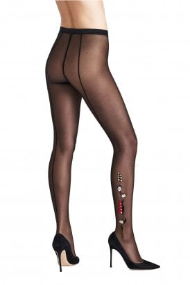 08804b2eb Wildflower Embroidery Tights · Wolford Wildflower Embroidery Tights